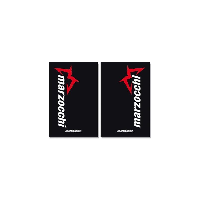 Kit déco de fourche Blackbird Marzocchi noir