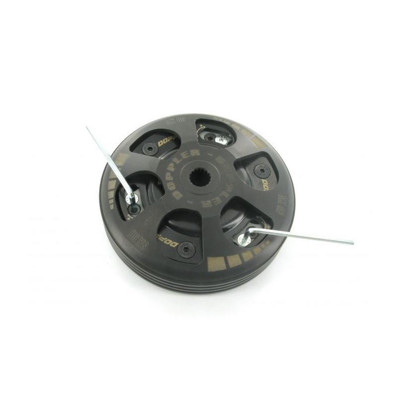 Kit Embrayage + cloche Doppler SX86 Mbk Booster / Nitro / Stunt
