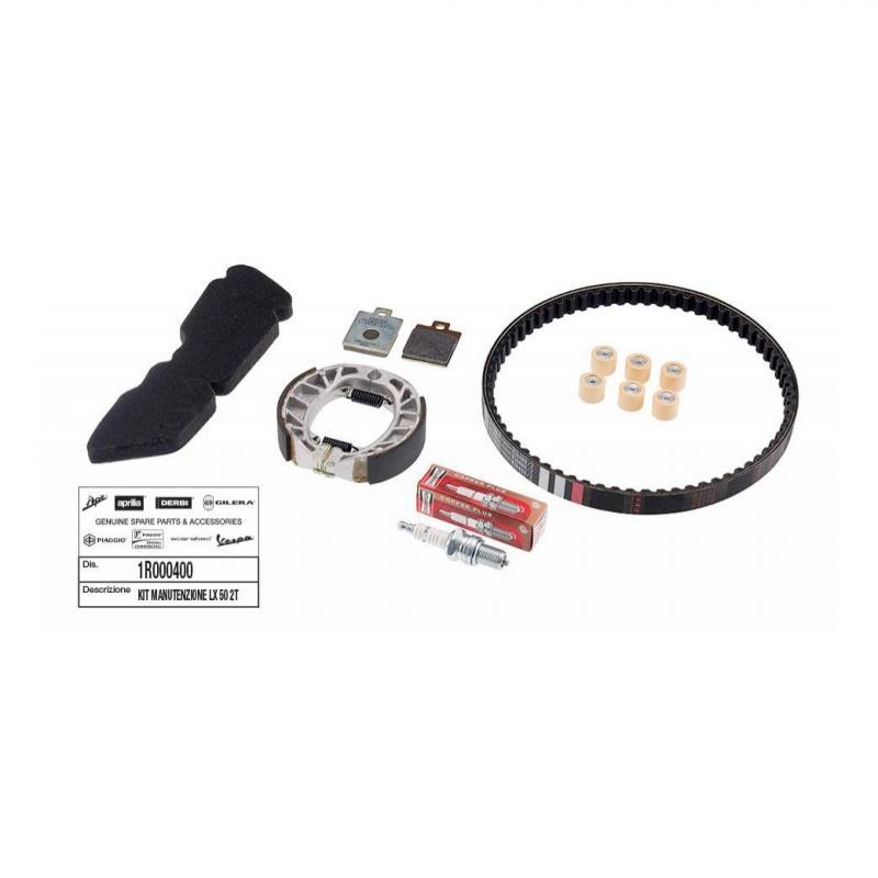 Kit entretien Vespa LX 50 2T 2005-13 1R000400