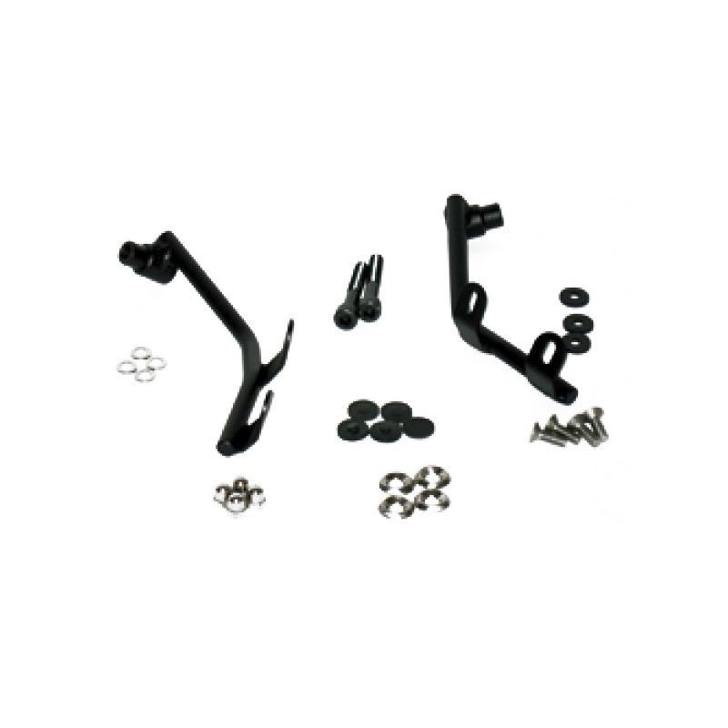 Kit fixation bulle Givi 140D Yamaha FZ6/FZ6 600 Fazer 04-06