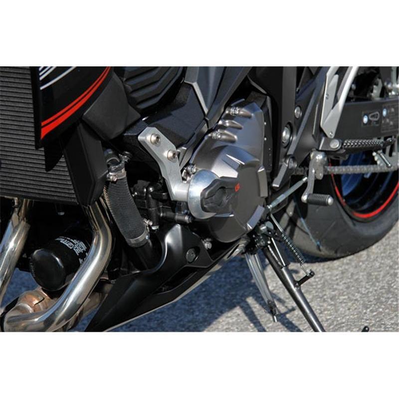 Kit Fixation Crash Pad LSL Kawasaki Z800 13-17