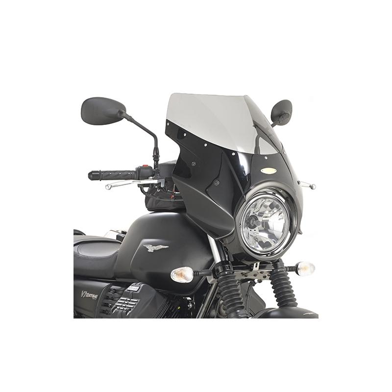 Kit fixation de bulle Givi Moto Guzzi V7 III Stone/Spécial 2017