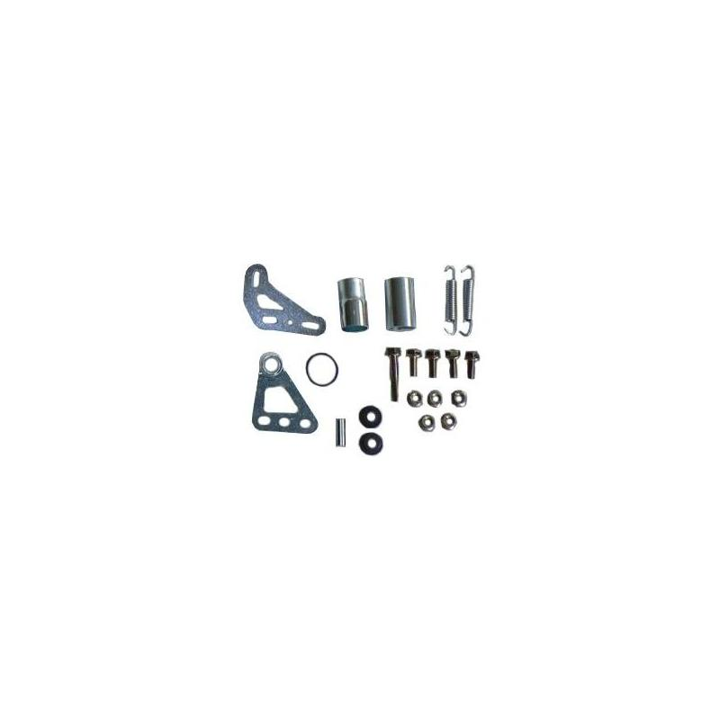 Kit fixation de pot Bidalot Aprilia RS