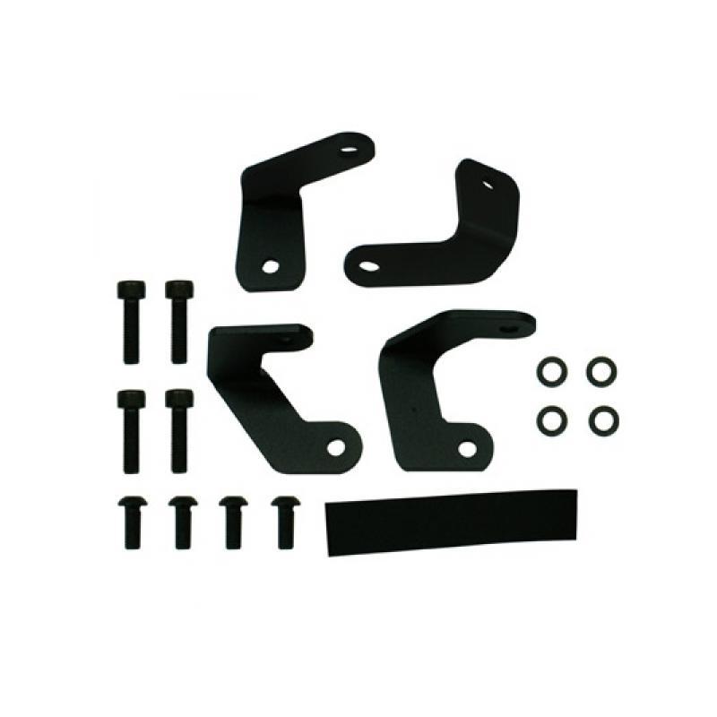 Kit fixation Givi TE/PL/PLX111 Honda NC700S 12-14