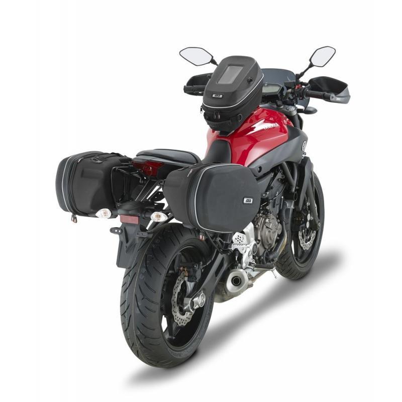 Kit fixation Givi TE2118 Yamaha MT-07 14-17