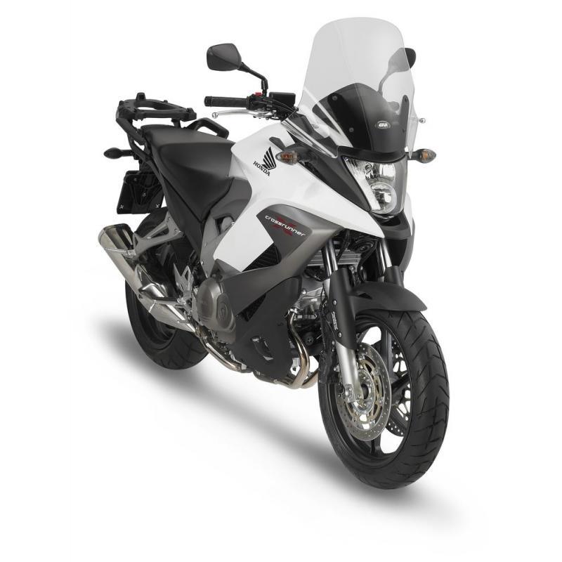 Kit fixation pour Givi 1104DT Honda Crossrunner 800 11-14