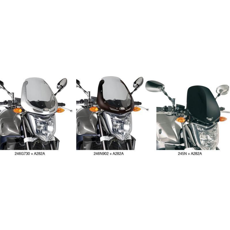 Kit fixation pour Givi 245A Yamaha FZ1