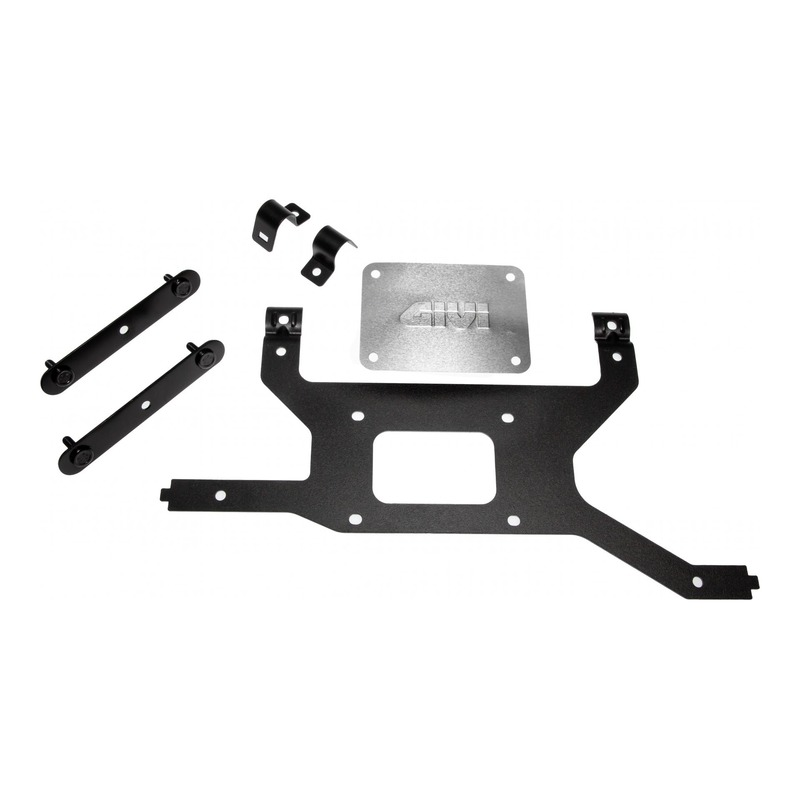 Kit fixation pour la Tool Box Givi S250 sur support de valise PLO Honda CRF 1100L Africa Twin Advent