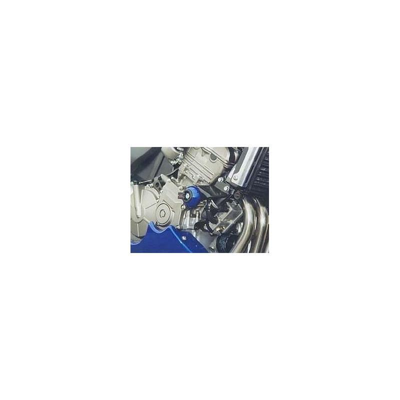 Kit fixation sur moteur pour tampon de protection LSL Honda CB 600 F Hornet 98-06