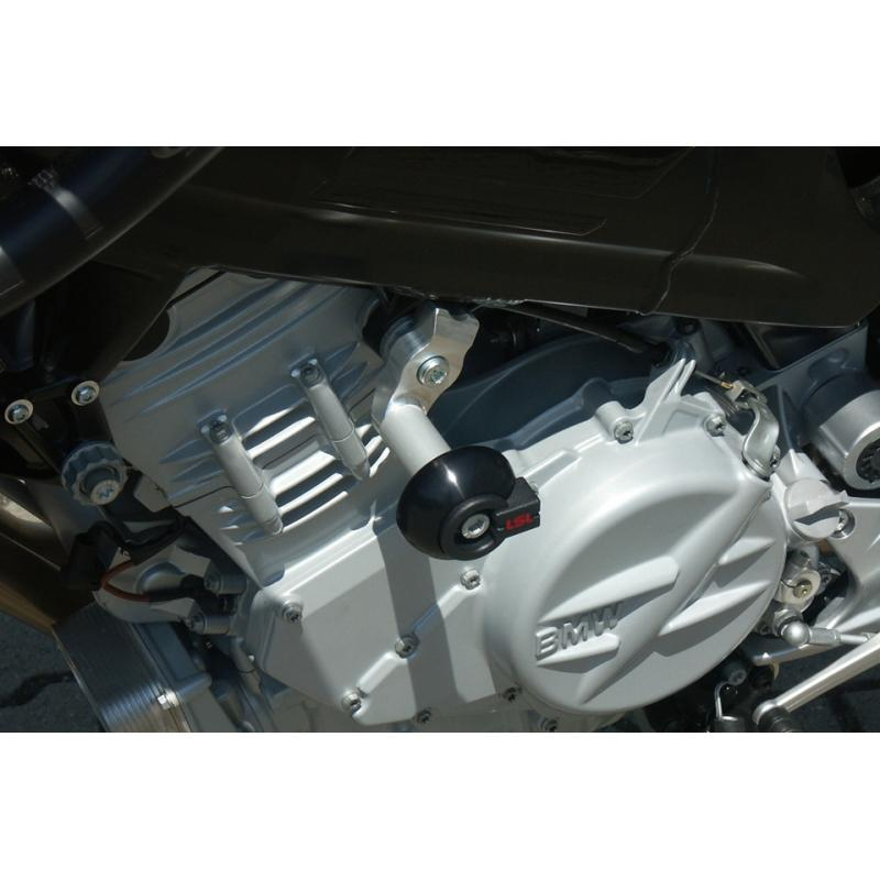 Kit fixation tampon de protection LSL BMW F 800 R 09-14