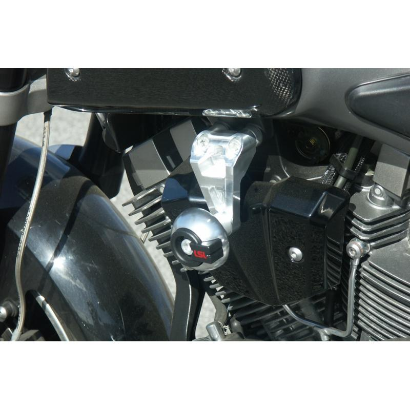 Kit fixation tampon de protection LSL Yamaha MT-01 1700 05-12
