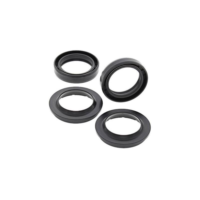 Kit joints spi et cache poussière de fourche All-Balls Racing 56-174 pour Kawasaki VN 750 86-06