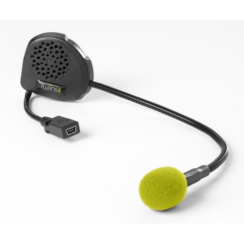 Kit mains libres TWIINS D1VA Bluetooth