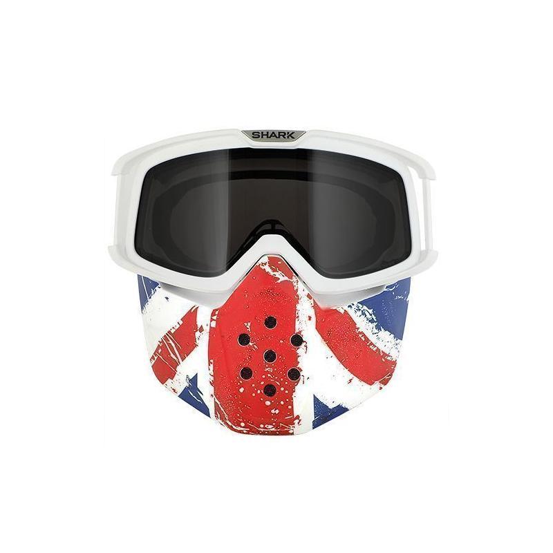 Kit mask + google Union Jack Shark