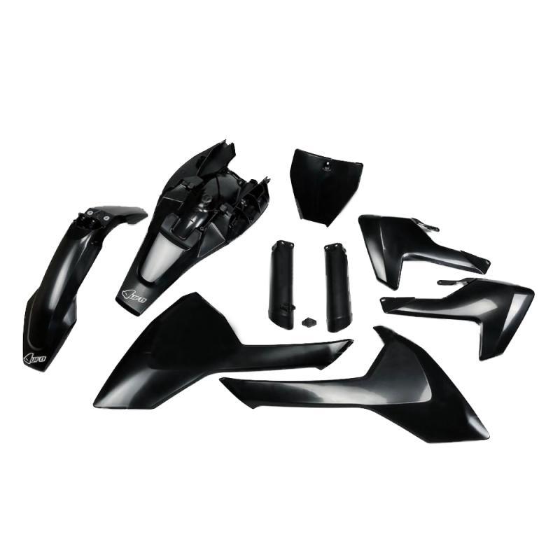 Kit plastique UFO Husqvarna 85 TC 2018 noir