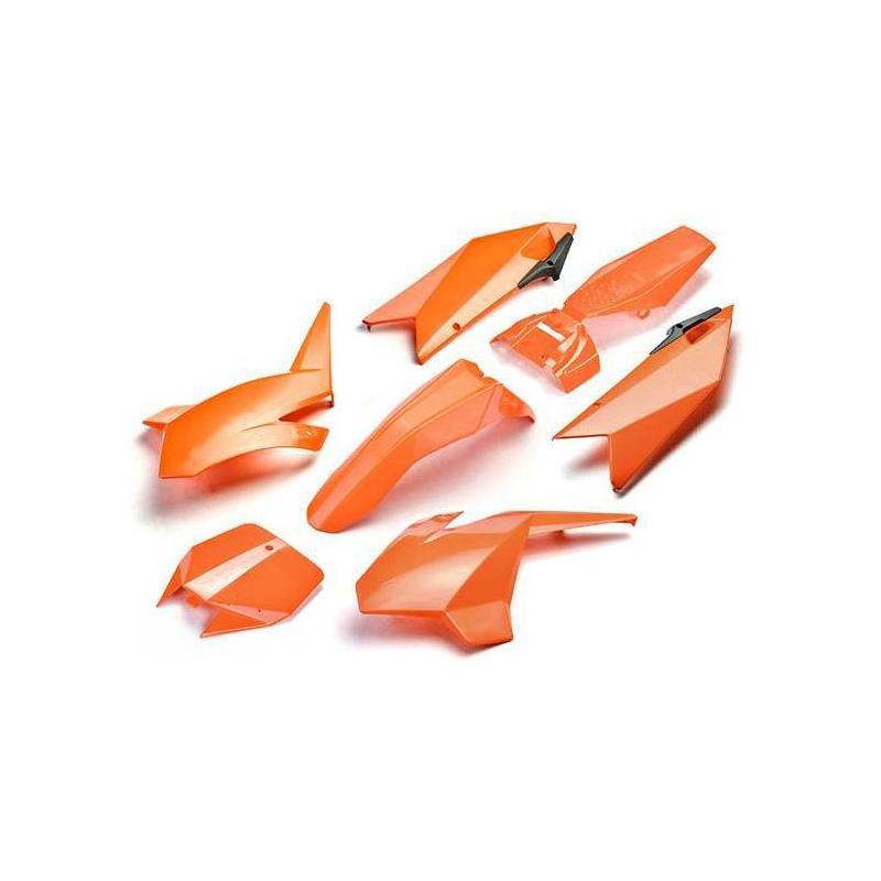 Kit plastique YCF Bigy orange