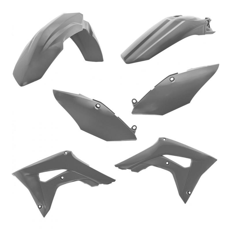 Kit plastiques Acerbis Honda CRF 450R 19-20 gris