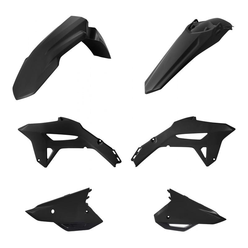 Kit plastiques Acerbis Honda CRF 450R 2021 noir