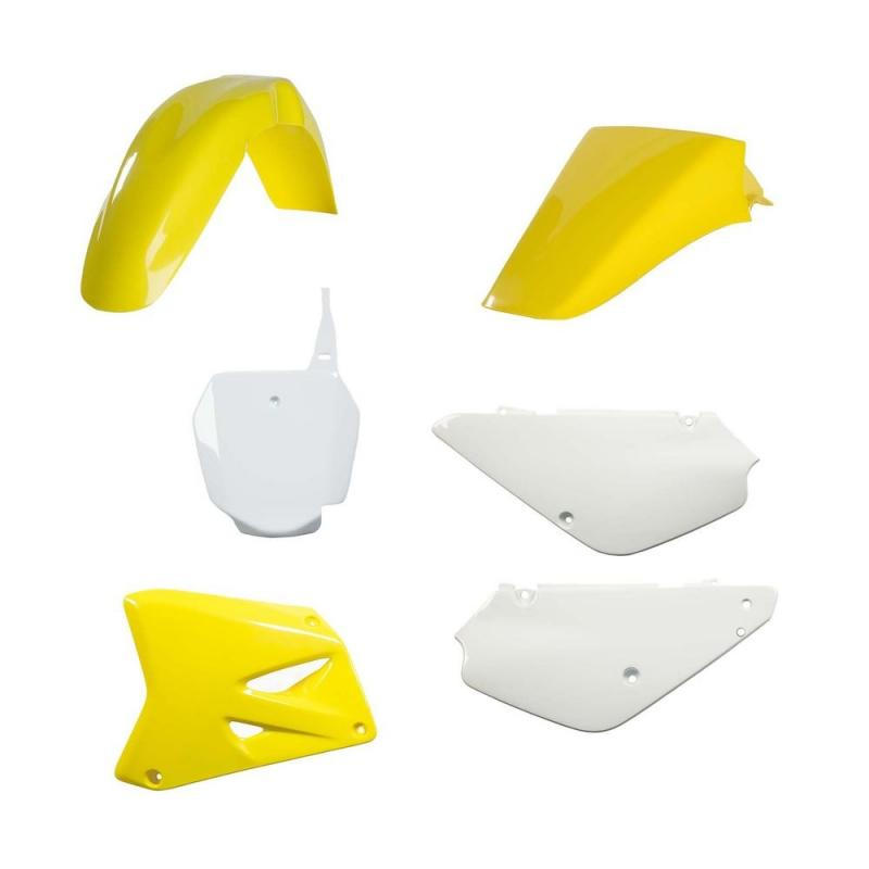 Kit plastiques Acerbis Suzuki 85 RM 00-21 réplica07