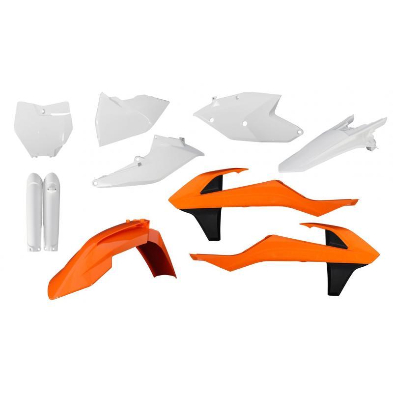 Kit plastiques complet Acerbis KTM SXF 16-18 réplica16