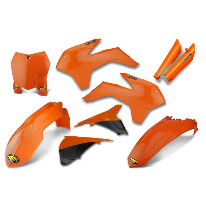 Kit plastiques Cycra KTM 125 SX 13-15 orange