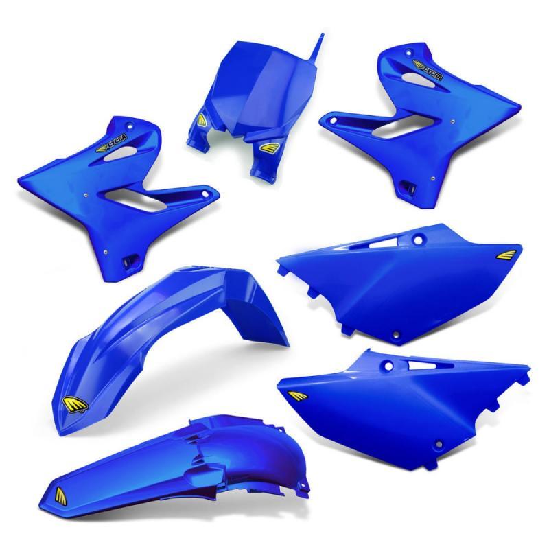 Kit plastiques Cycra Yamaha 125 YZ 15-18 bleu