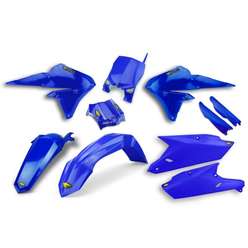 Kit plastiques Cycra Yamaha 250 YZ-F 14-17 bleu