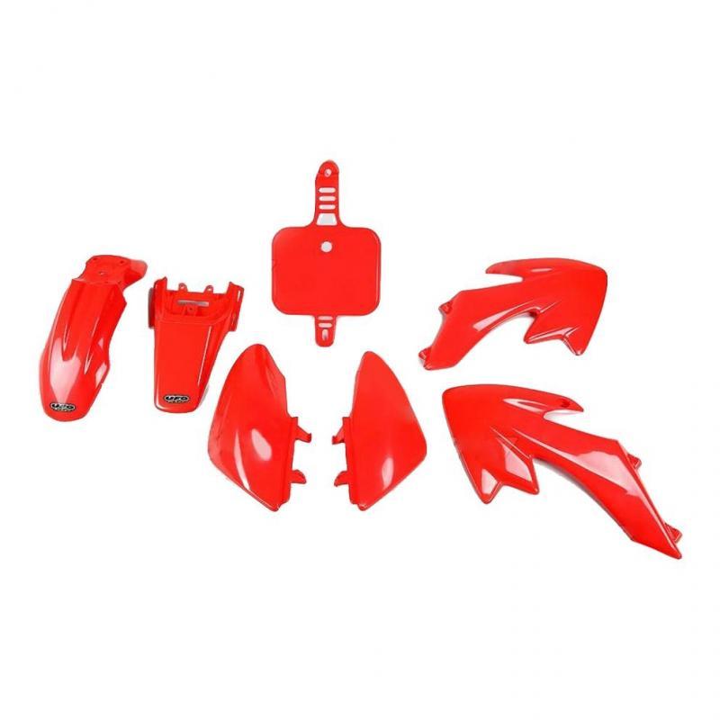 Kit plastiques UFO Honda CRF 50F 04-12 rouge