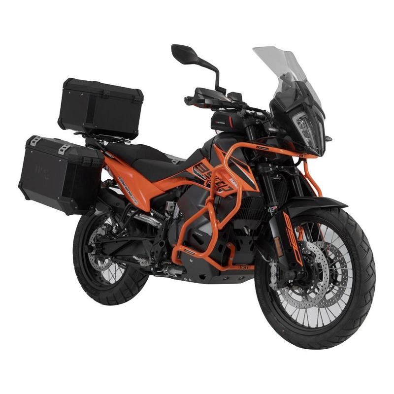 Kit protection aventure orange SW-Motech KTM 890 Adventure 20-21