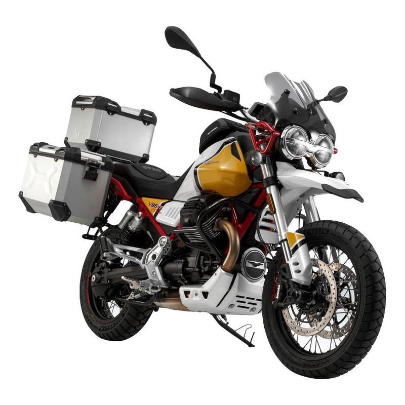 Kit protection aventure SW-Motech Moto Guzzi V85 TT 19-21