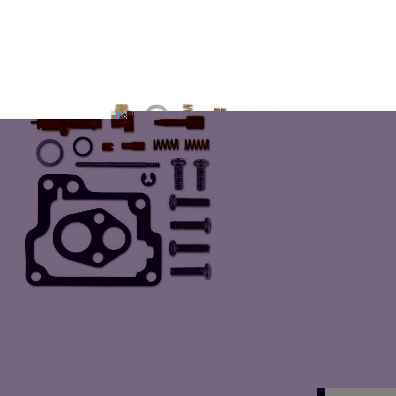 Kit réparation carburateur Moose Racing Suzuki 50 JR 00-06