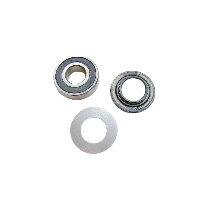 Kit roulement de vilebrequin 6203 2RS + joint spi + rondelle pour Solex ancien modèle