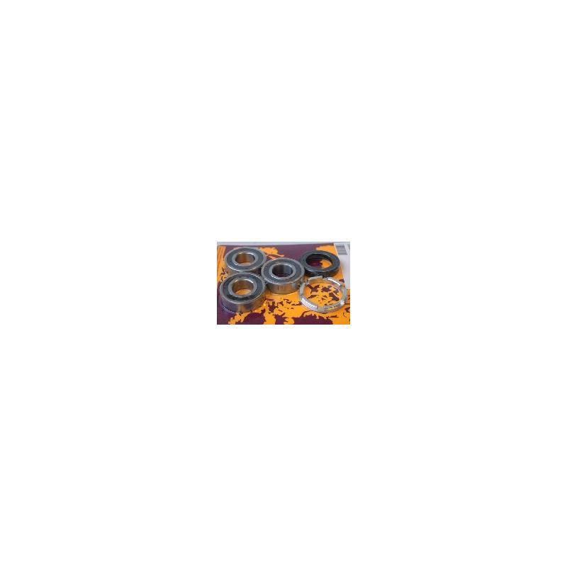 Kit roulements de roue arriere pour honda cr250/500 1986