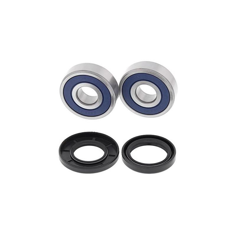 Kit roulements et joints de roue AV All-Balls Racing 25-1653 pour Honda CB 600 F Hornet 02-12