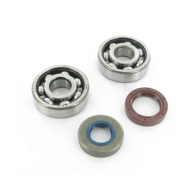 Kit roulements SKF 6303/C4 + Joints Spy AM6