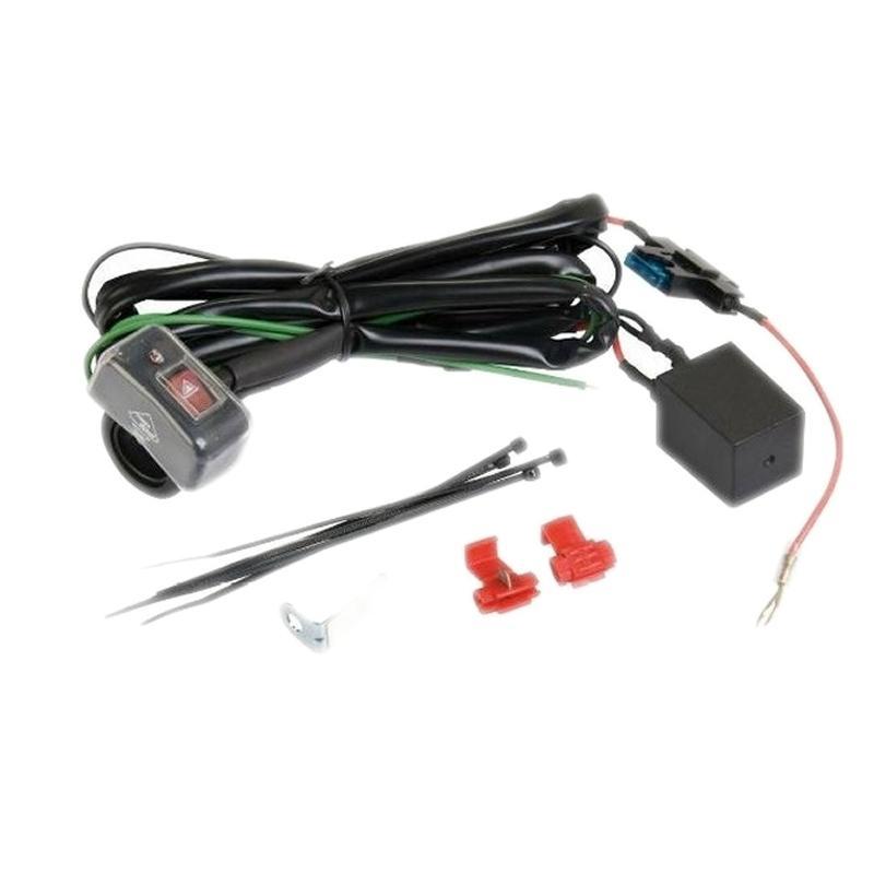 Kit warning moto 12V