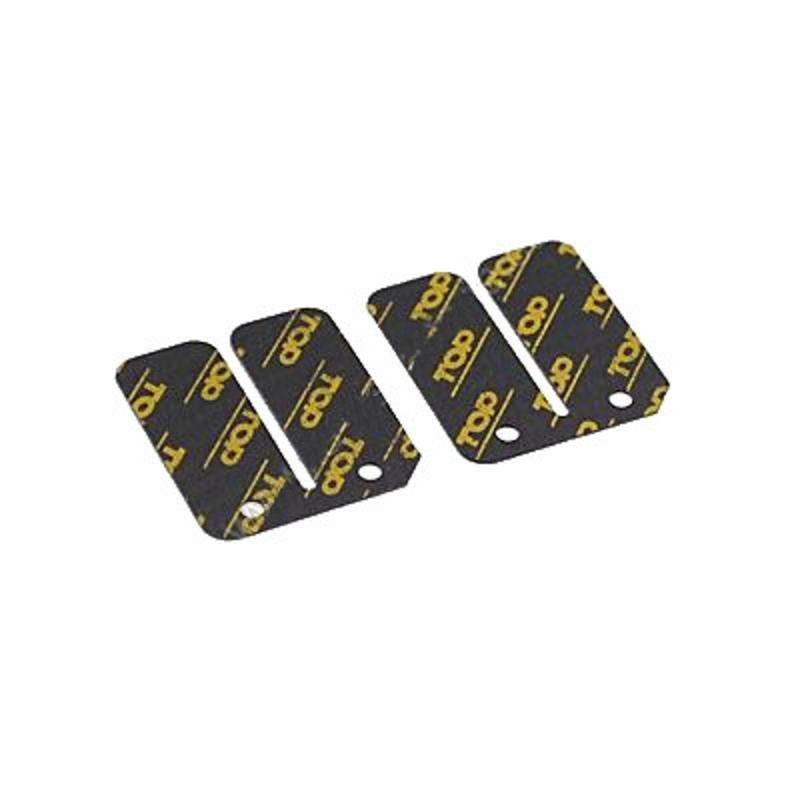Lamelle de clapet Top performances carbone 0,25mm pour Nitro/Ovetto/evolis/f10