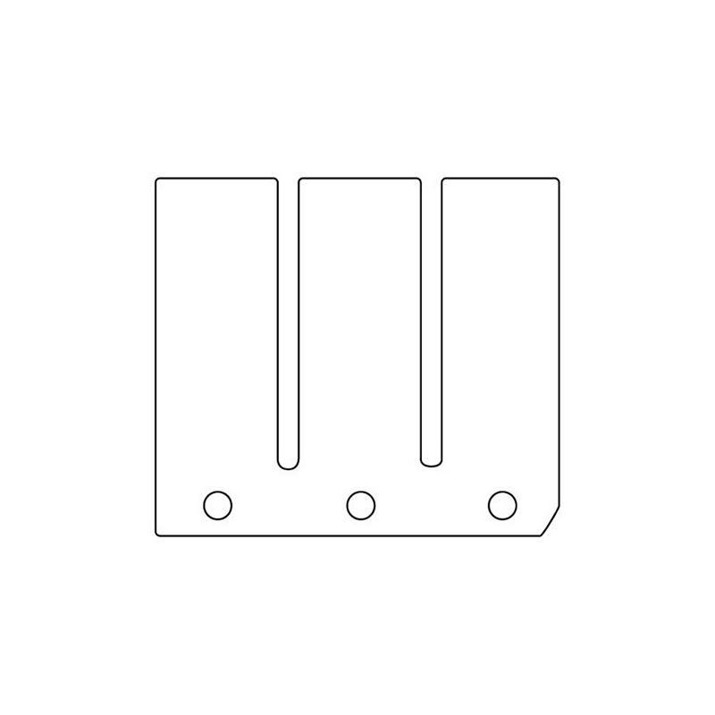 Lamelles Malossi VL5 carbone 0,30/0,35/0,40