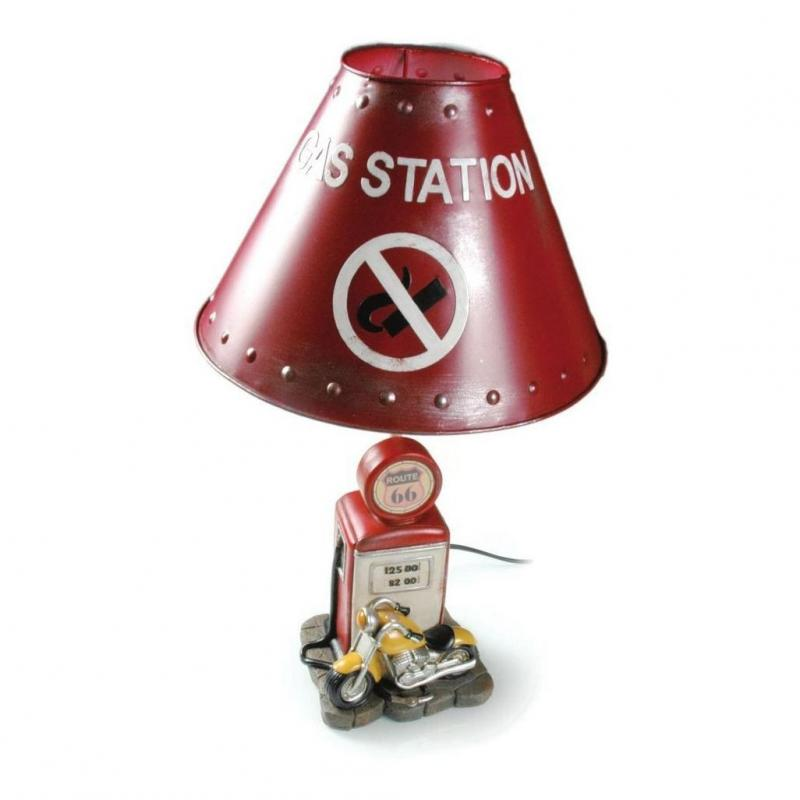Lampe Booster Station 41cm