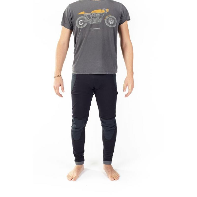 Legging Kevlar Bowtex noir