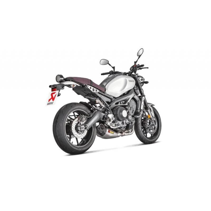 Ligne complète Akrapovic Racing line S-Y9R8-HEGEHT titane Yamaha XSR 900 16-17