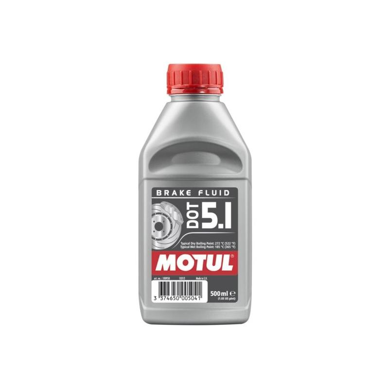 Liquide de frein Motul DOT 5.1 Brake Fluid 500ml