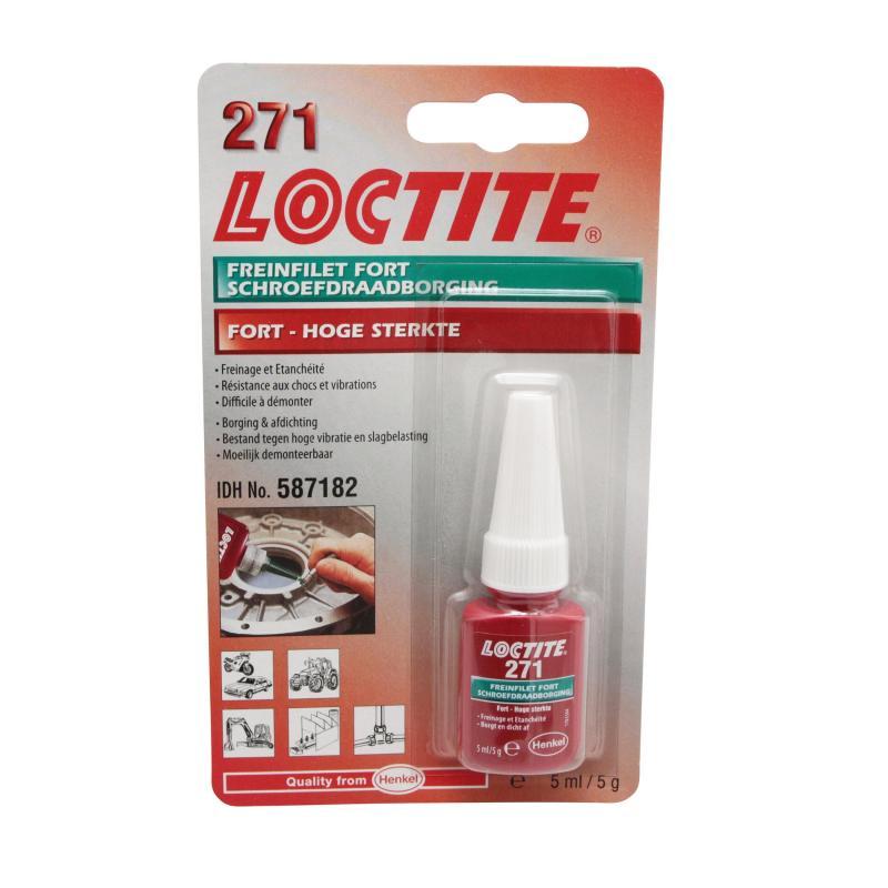 Loctite 271 frein filet fort 5ml