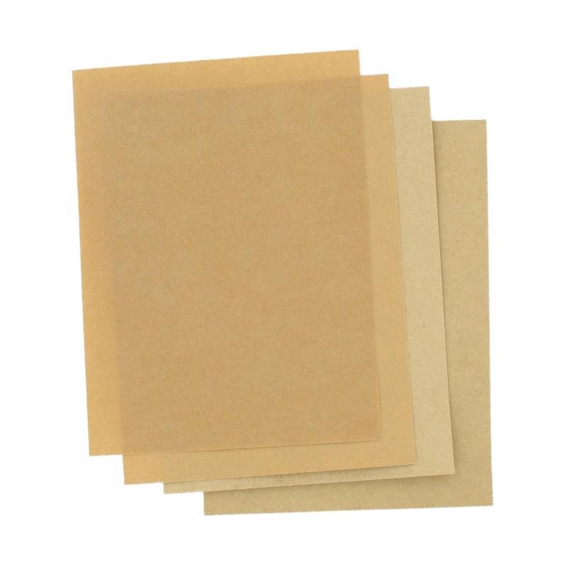 Lot de feuilles de joint à découper papier huilé 200x150mm