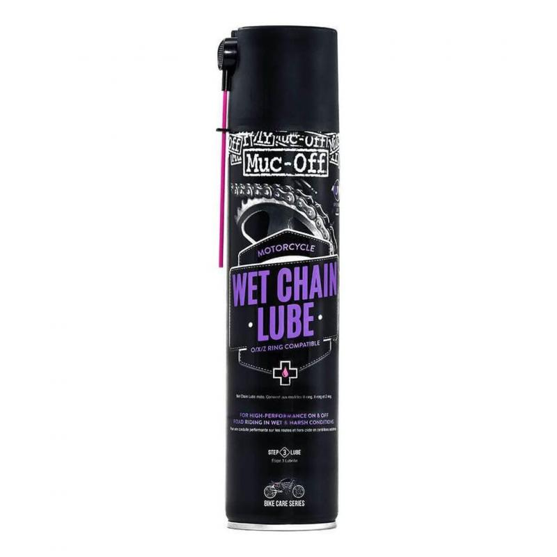 Lubrifiant spray chaîne Muc-Off Extreme 400ml