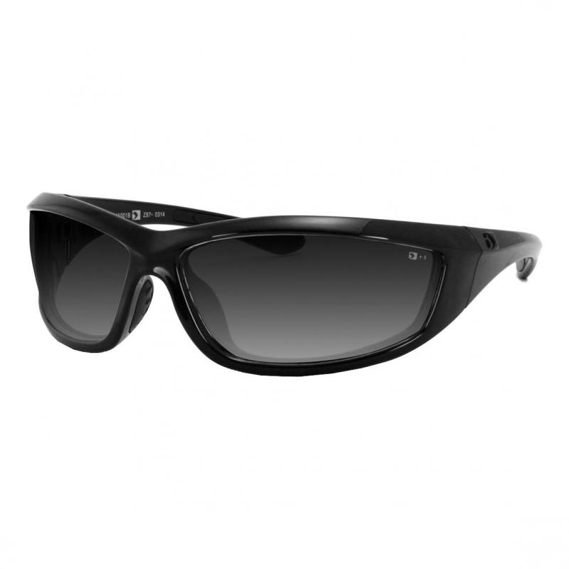 Lunettes Bobster Charger noir gloss / fumé