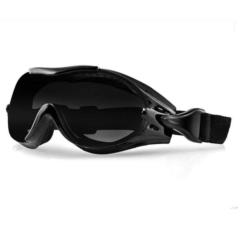 Lunettes Bobster OTG Phoenix gloss noir