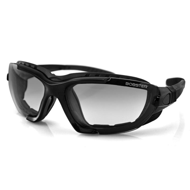 Lunettes Bobster Renegade noir gloss / photochromique