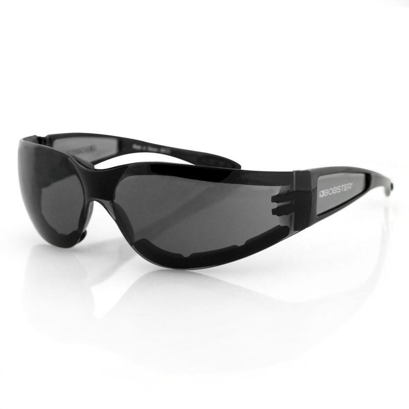Lunettes Bobster Shield II noir gloss / fumé