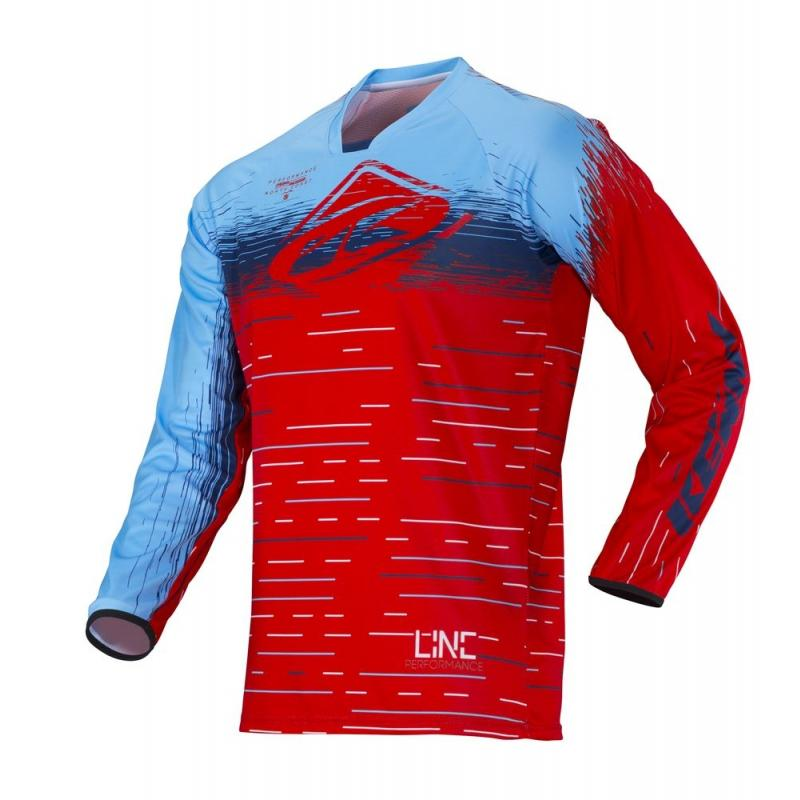 Maillot cross Kenny Performance Red Line
